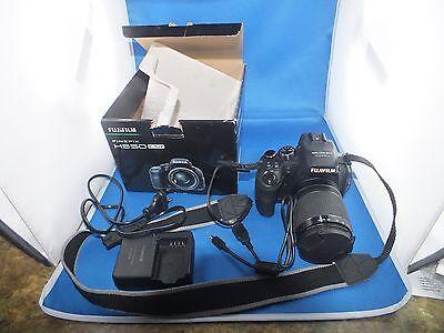 Fujifilm FinePix S Series HS50EXR 16,0 MP Digitalkamera - OVP DEFEKT HS50 EXR