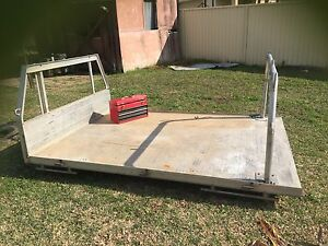 Allot tray 2.4 come off a 07 hilux Punchbowl Canterbury Area Preview