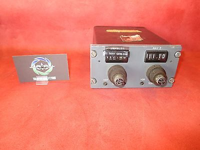 Lear Jet Corp Dme Selector Pn 2488601 5