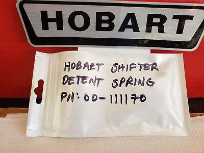 Hobart 20 Qt Mixer Parts A200 Shifter Detent Spring