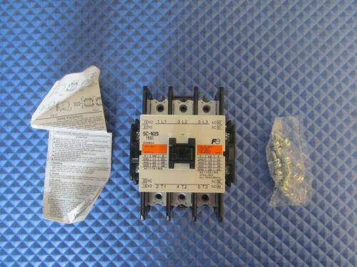 NOS Fuji Electric Magnetic Contactor SC-N2S SC N2S 110V