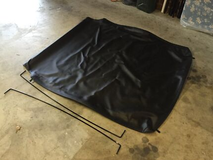 Holden Ve soft top/tonneau cover  Hope Valley Tea Tree Gully Area Preview