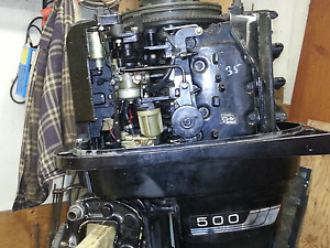 Boat Motor For Sale  $900 OBO