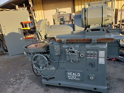Heald 25a Rotary Surface Grinderas-described-as-available1st Come-1st-serve