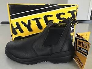 NEW OLIVER HYTEST ELASTIC SIDE BARTON BOOTS Size 7 Earlwood Canterbury Area Preview