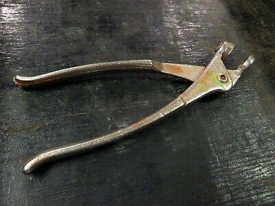 Cleco Kleco Wedgelock Pliers Aircraft Sheet Metal Hvac Metalworking Tool