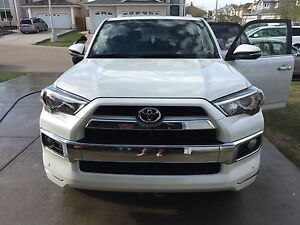 Mint condition 2015 4Runner limited