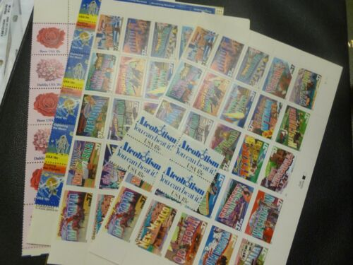 Us Discount Postage , 2 Stamp Combo 55cent Rate X 100 Fv $55.00 @  > 70%