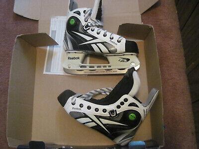 Reebok 6K  Pump Hockey Skates Junior Size 3 D  (New)  Pump Junior Skates