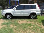 2003 Nissan X-trail Wagon Ti_L Oak Flats Shellharbour Area Preview