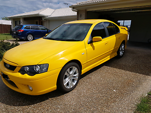 Ford falcon BF xr6 6 speed. Burpengary Caboolture Area Preview