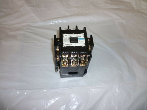 HITACHI UH65N AC MAGNETIC CONTACTOR