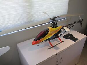 Align Trex 600 package RC Helicopter $1200 Negotiable Harrison Gungahlin Area Preview