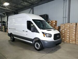 2018 Ford Transit HIGH ROOF TOIT HAUT 17000KM