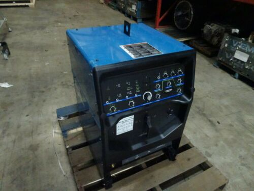 MILLER SYNCROWAVE 350LX MACHINE ONLY - NEW - FREIGHT DAMAGE - TIG WELDER