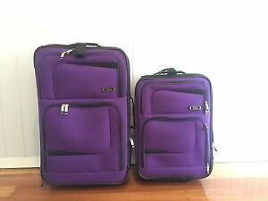 Suitcases- luggage Inala Brisbane South West Preview