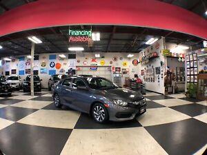 2017 Honda Civic EX AUT0 A/C SUNROOF BACKUP CAMERA BLUETOOTH 109