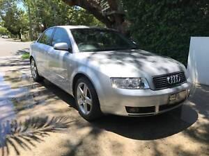 2004 Audi A4 2.0