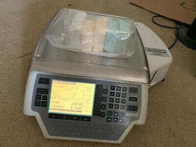 Hobart Quantum Ml-29032-bj Commercial Deli Scale W Label Printer