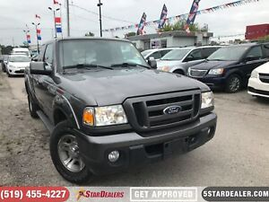 2010 Ford Ranger Sport | RARE TRUCK IN THIS CONDITION
