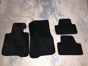 BMW F32 4 series summer floor mats (may fit other models)