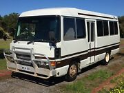 1992 Toyota Coaster bus / motor home ready Gawler Gawler Area Preview