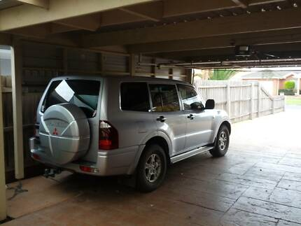 2003 Mitsubishi Pajero Wagon Hoppers Crossing Wyndham Area Preview