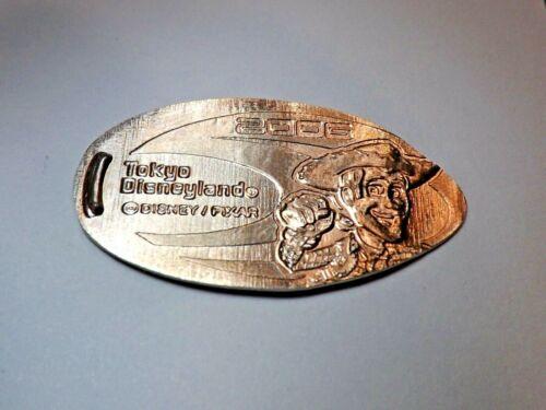 2006 DISNEYLAND WOODY  TOY STORY TOKYO RETIRED-Elongated / Pressed Nickel T-862
