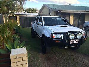 2010 Nissan Navara Ute Morayfield Caboolture Area Preview