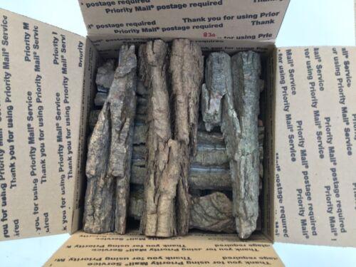 Cottonwood bark good carving stock  830