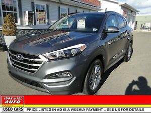 2018 Hyundai Tucson $28,495* or $98.05 weekly on the road Luxury