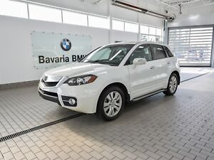 2010 Acura RDX w Technology Package