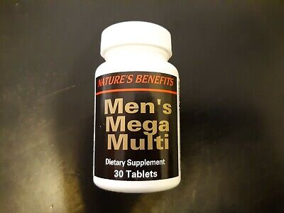 #1- BEST MALE VITAMIN SPORTS PRE POST WORKOUT SEXUAL STAMINA BOOST (Best Male Vitamin Supplements)