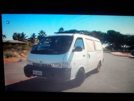 SELLING My CAMPERVAN Broome 6725 Broome City Preview