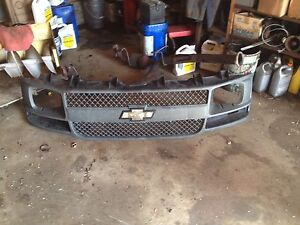 Chevrolet Express Front Grill