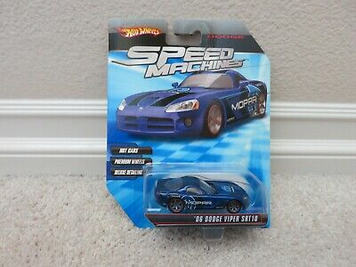 BRAND NEW HOT WHEELS SPEED MACHINES '06 DODGE VIPER SRT10