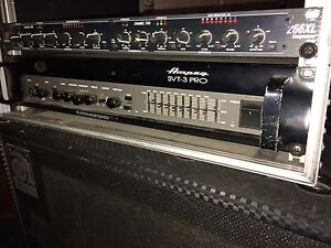 Ampeg Bass Amp and Head Cornwall Ontario image 1