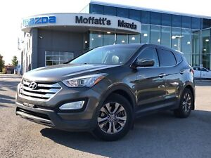 2013 Hyundai Santa Fe 2.4L LUXURY PKG. AWD. GREAT FUEL EFFICIENT