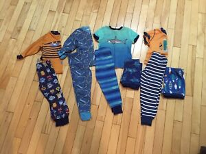 Boys size 3 pajamas