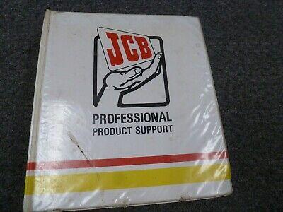Jcb 500 Series 505-19 505-22 508-40 Telehandler Shop Service Repair Manual