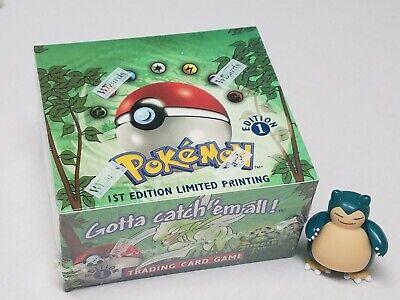 Pokemon Jungle 1st Edition Booster Box - English - FACTORY SEALED - WotC