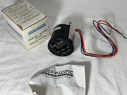 Vintage Vehicle Car Digital Alarm Clock Display - Canister | Wired | Backlit NOS