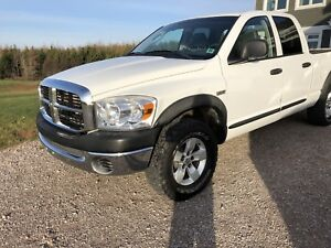 2007 Dodge Ram hemi four wheel drive