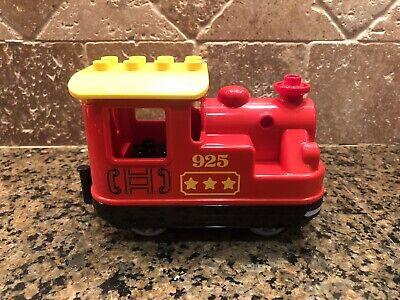 Lego Duplo 10874 Push & Go Steam Train Locomotive Engine  Only- 100% Feedbk!