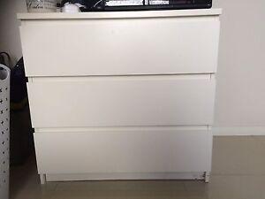 IKEA Drawers Birchgrove Leichhardt Area Preview