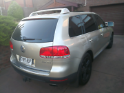 VW Touareg V10tdi MY07 Redwood Park Tea Tree Gully Area Preview