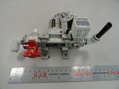 Smc Assembly Lot Sale Ise40-01-62l Af2000-02-cr Ar2000-02 Vhs2500-02-r-x116