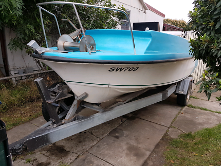 14ft savage tasman centre console