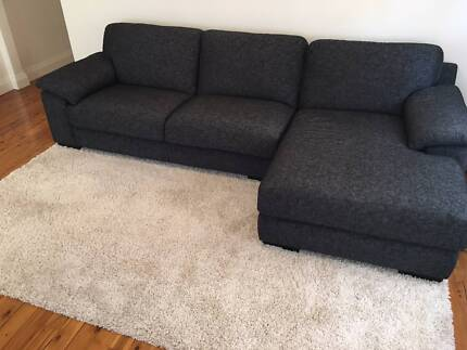 Nick Scali Custom 3 Seater Sofa immaculate condition almost new