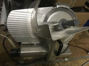 Garland oven and meat slicer 10'